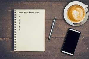 Business's New Year's Resolutions
