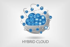 hybrid cloud model