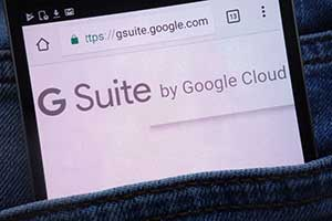 G Suite for small businesses