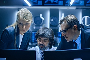 employees working to provide evidence that they are following security best practices