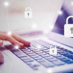 computer needing cyber security