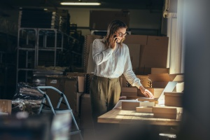 women working to stay in compliance