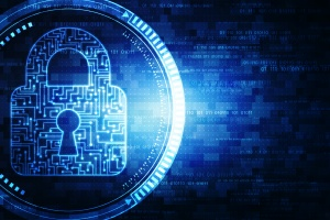 Federal Information Security Management Act (FISMA) locking data